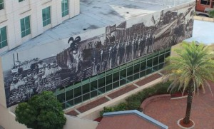 Aerial Close Up of Mural (2)
