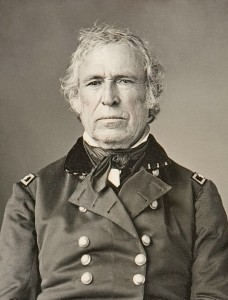 Brigadier General Zachary Taylor 01