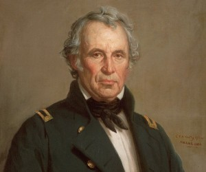 Brigadier General Zachary Taylor 02