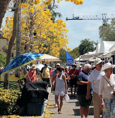 Downtown Naples Festival Of The Arts Artswfl
