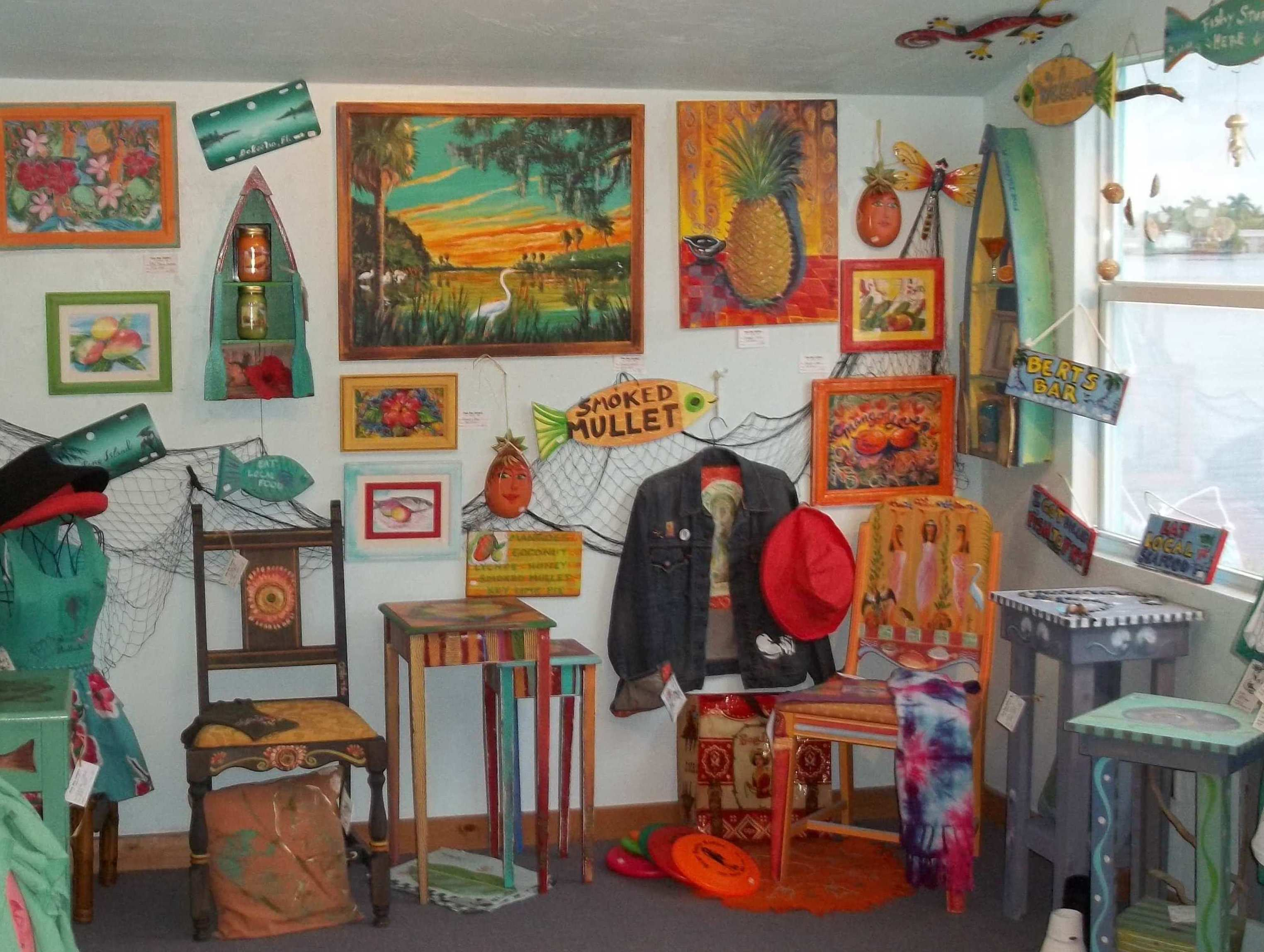 Bert S Pine Bay Gallery Artswfl Com
