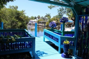 Blue Dock 04