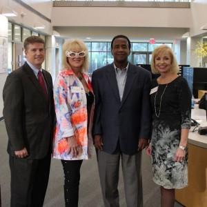 Chris, Leoma, Dr. Bradshaw and Robbie 1