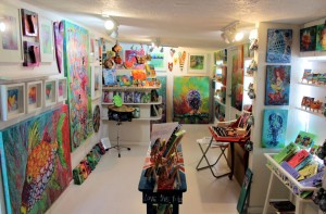 Inside the Gallery 08