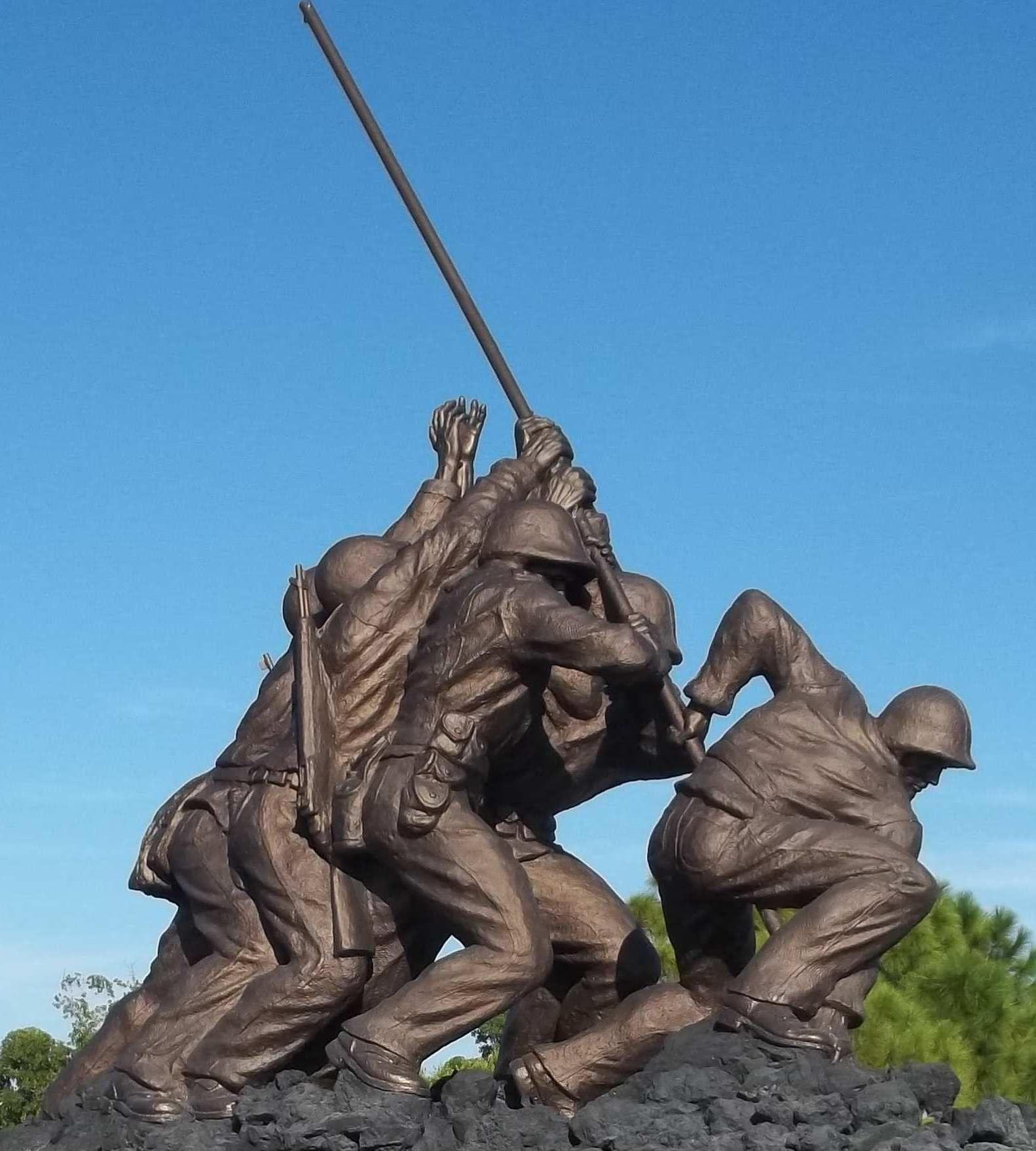 Iwo Jima Memorial Artswfl