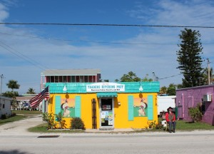 Trader's Hitching Post Exterior 2014