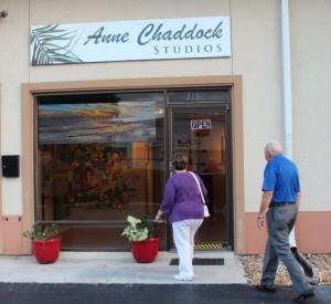 Anne Chaddock Studio 01
