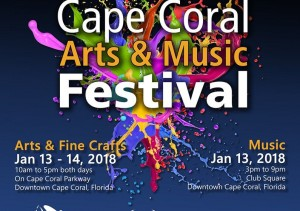 Cape Corall Art and Music 01
