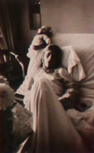 Ronda in Hospital Bed