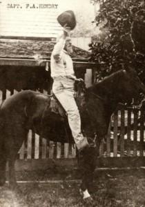 Capt Francis A. Hendry