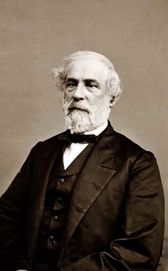 a biography of robert edward lee