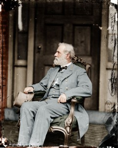 Robert E Lee 21