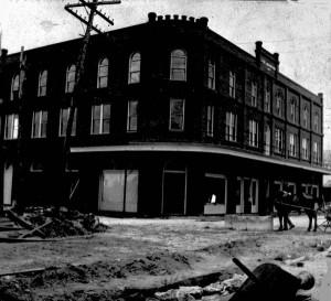 Bradford Hotel Circa 1905-1908