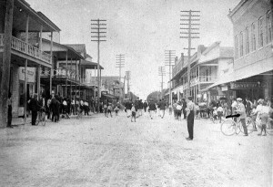 Parade on First - Unpaved