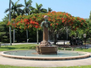 Tootie McGregor Fountain (2)
