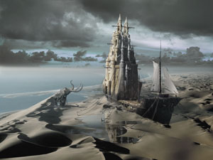 273d-art-sandcastle