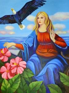 Kyra Belan Madonna Floridiiana