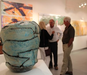 Stephen Mancini Discusses His Art D