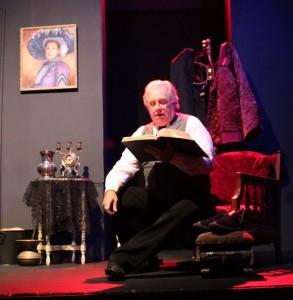 Ken Bryant as Scrooge 1