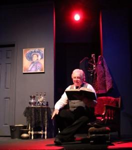 Ken Bryant as Scrooge 2