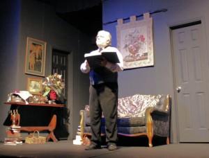 Ken Bryant as Scrooge 4