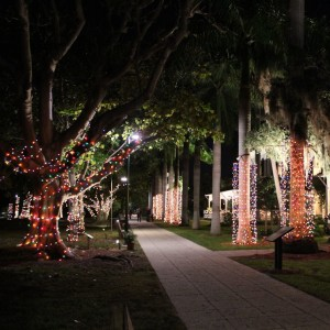 2013 Holiday Nights - Seminole Lodge Grounds 2