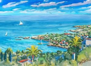 Cote D'Azur #1726