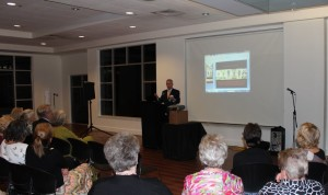 Dr. Jerald Milanich Lecture on de Brys 05