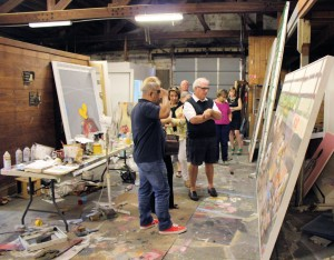 Inside Jansens Studio 02