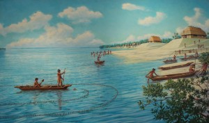 David Meo Calusa Canal and Pineland Shoreline (2)