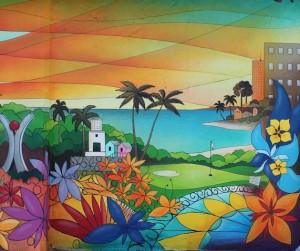 My Beautiful Town Mural May 22 2014 Detail 10