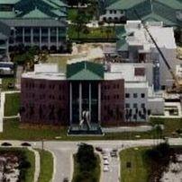 Aerial of FGCU Campus 5