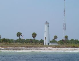 Egmont Key Lighthouse 4