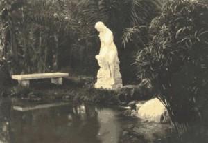 Lorelei in Rea Garden