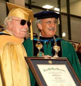 Lutgert Gets Honorary Degree