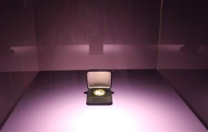 Moon Museum Duplicate in Vitrine Case 01