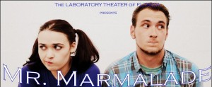 Mr. Marmalade 1