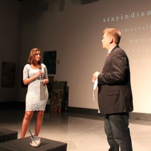 Natasha Verma and Eric Raddatz 1
