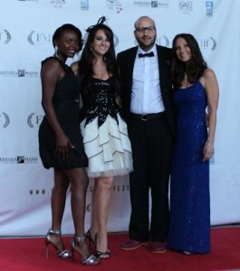 On the Red Carpet with Nicole Forbis