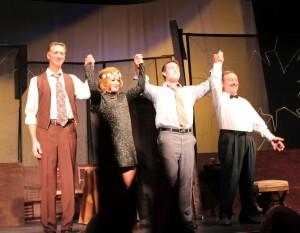 Curtain Call Cast
