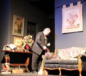 Ken Bryant as Scrooge 3