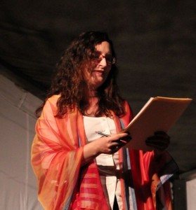 Annette at 2016 Playwriting Challenge 04