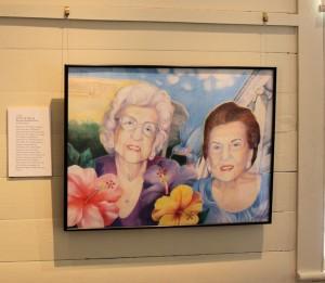 Belans Berne and Barbara Mann