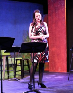 Open Hand Staged Reading A