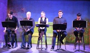Open Hand Staged Reading F