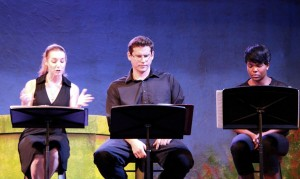 Open Hand Staged Reading G