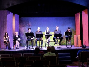Open Hand Staged Reading H