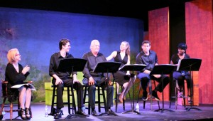 Open Hand Staged Reading I