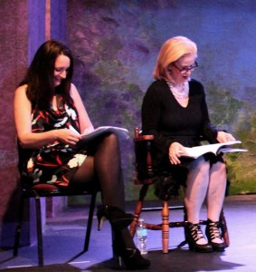 Open Hand Staged Reading K