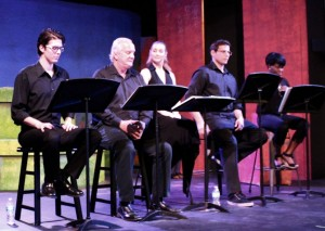 Open Hand Staged Reading L
